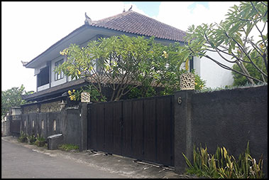 Binar Silver – location of our factory and showroom on Bali