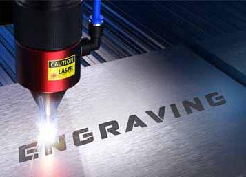Laser Engraving (optional)